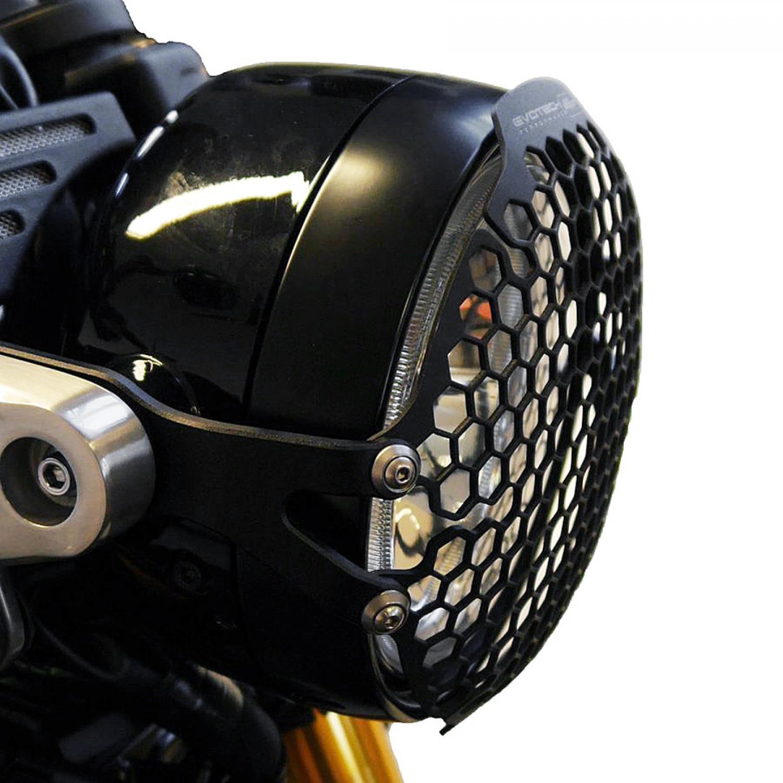 grille de phare evotech performance xsr 900 yamaha krax moto. Black Bedroom Furniture Sets. Home Design Ideas