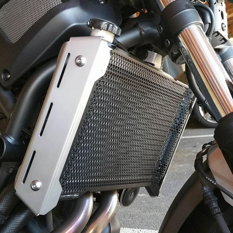 Grille de radiateur evotech performance xsr 700 yamaha - Grille de radiateur gsr 600 ...