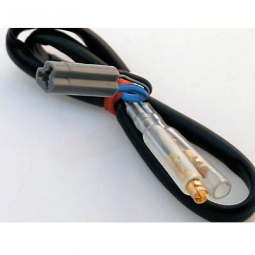 Adaptateurs de connectiques de clignotants pour Yamaha (Paire)