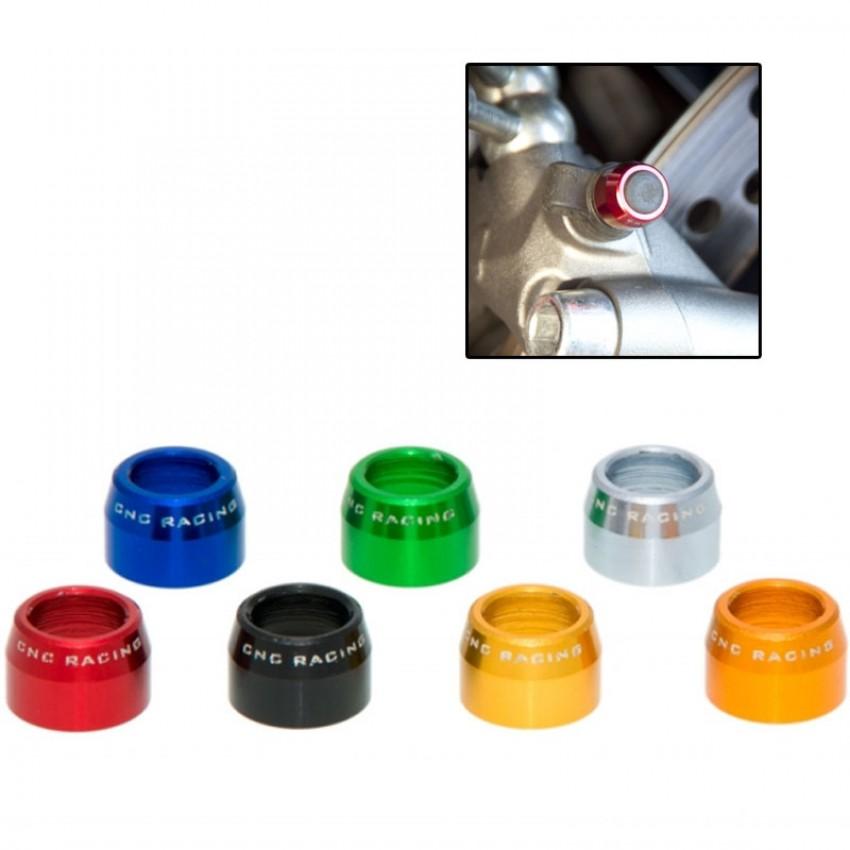 Bouchons de purge CNC Racing pour Brembo (Kit 6 pièces)