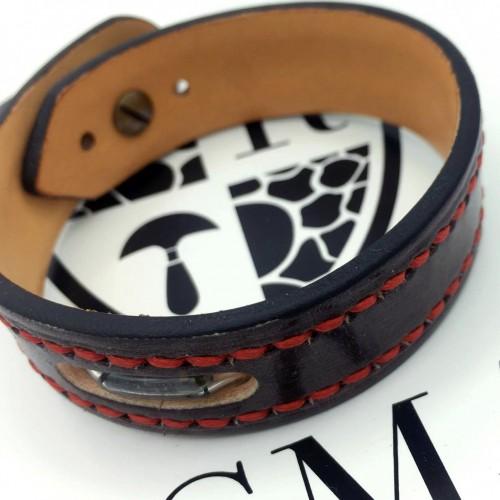 Bracelet R-Tech avec clé RFID intégrée pour contacteur m-lock Motogadget