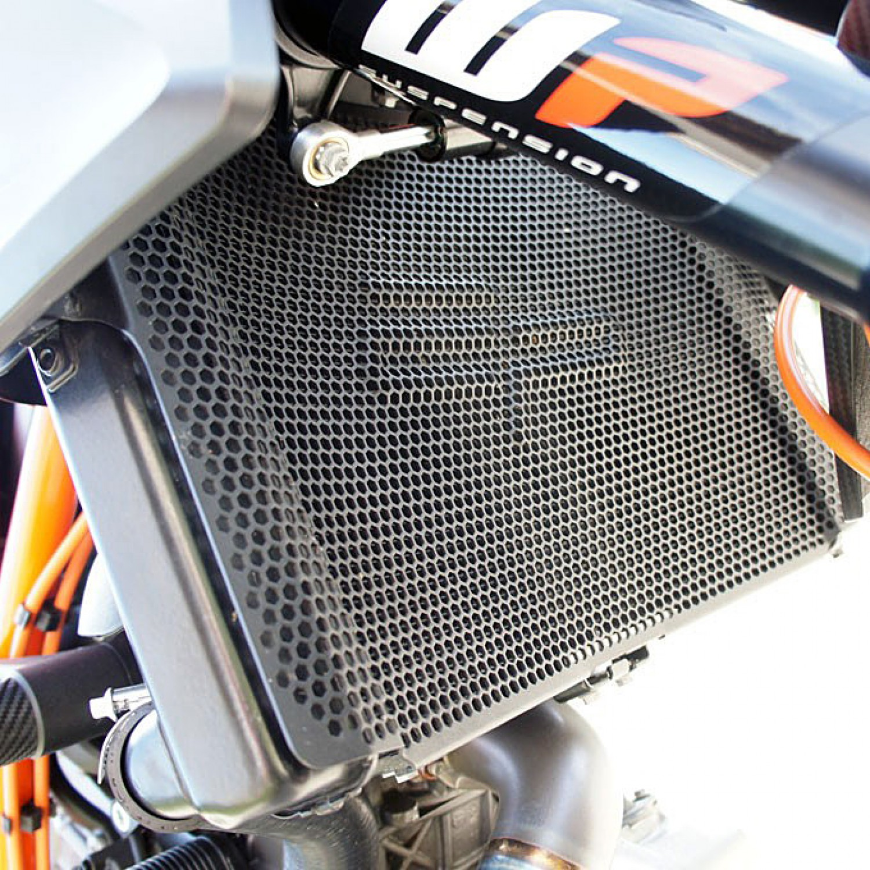 grille de radiateur evotech performance 2013 superduke 1290 ktm krax moto. Black Bedroom Furniture Sets. Home Design Ideas