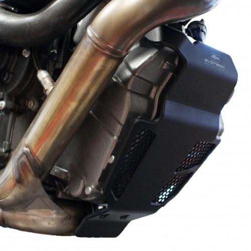 Sabot alu Evotech Performance - Superduke 1290 - KTM