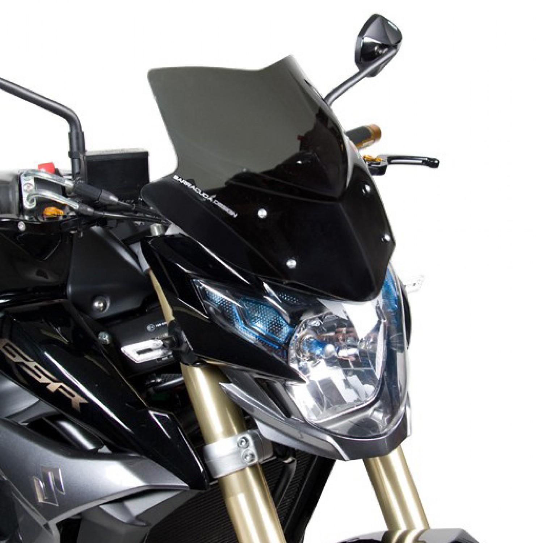 saute vent barracuda gsr 750 suzuki krax moto. Black Bedroom Furniture Sets. Home Design Ideas