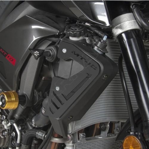 Ecopes de radiateur alu Barracuda - MT-10 - Yamaha