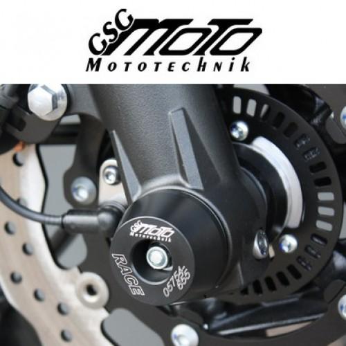 Kit protection roue avant GSG - MT07 - Yamaha