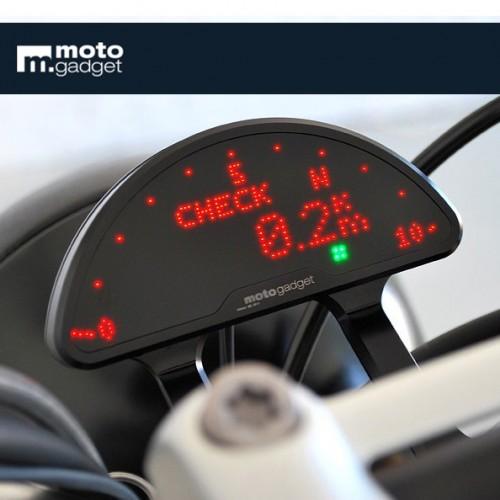 Compteur Motogadget Motoscope Pro - Nine T - BMW