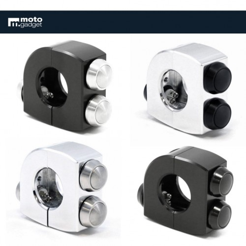 Commodos Motogadget m.switch 3 Boutons