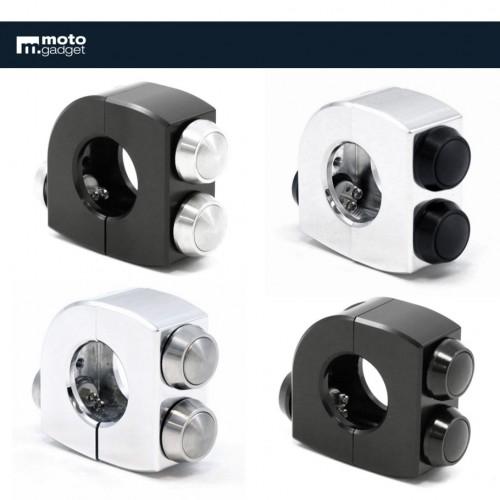 Motogadget M-switch - Commodo Alu 3 Boutons