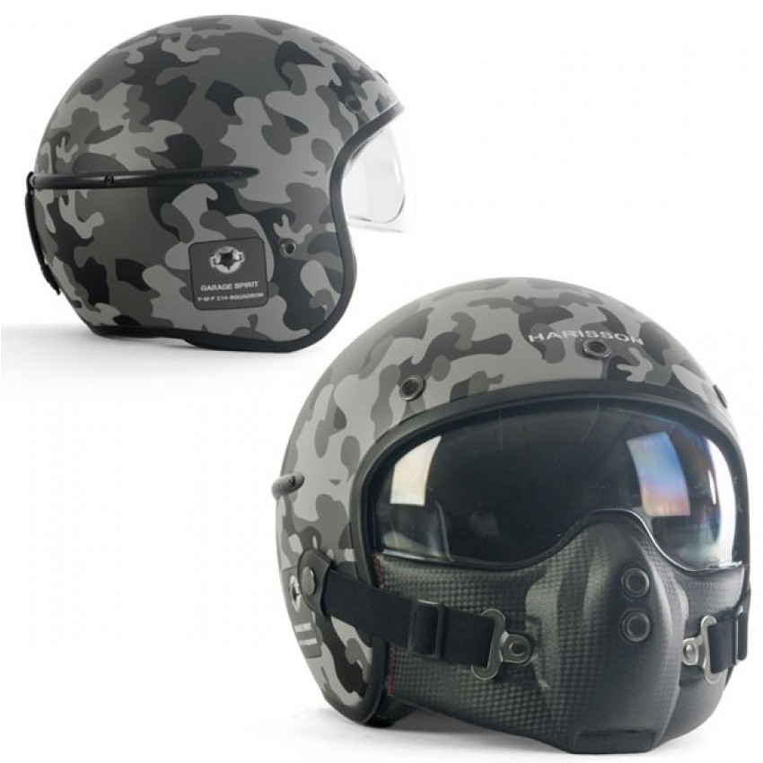 Casque Harisson Corsair Camo