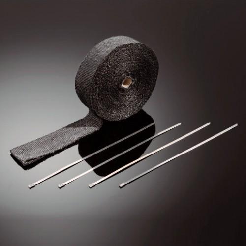 Bande thermique noire 50mm (L.15m)