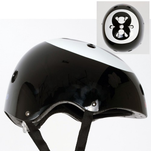 Casque Kiddimoto Eight Ball