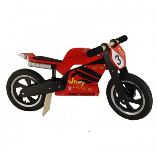 Draisienne Kiddimoto Hero Joey Dunlop TT
