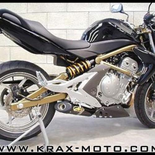 Silencieux G&G Bike 2005-11 - ER6 - Kawasaki