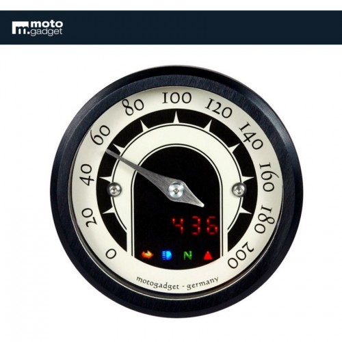 Compteur Motogadget Motoscope Tiny Speedster
