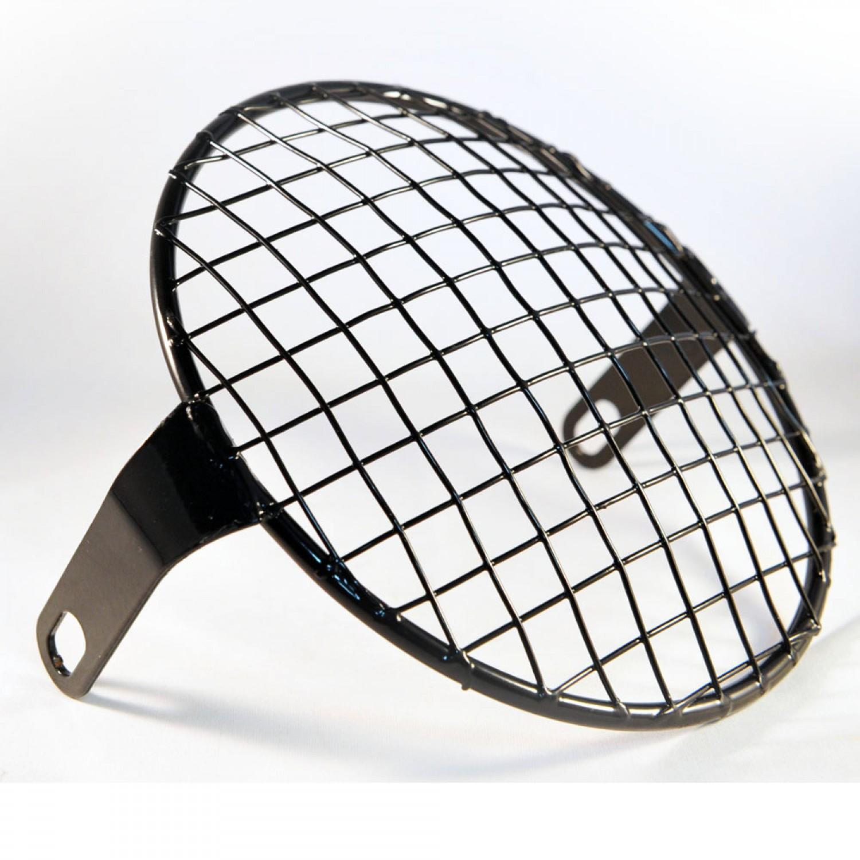 grille de phare scrambler. Black Bedroom Furniture Sets. Home Design Ideas