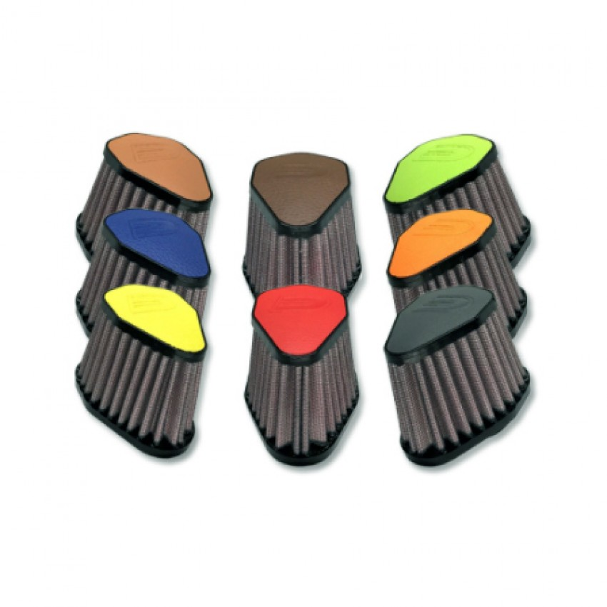 Filtre à air DNA individuel Hexagonal D.54mm (8 coloris)