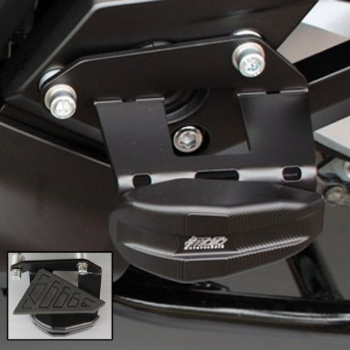 Kit protection/Repose-pieds GSG Mototechnik - X-ADV - Honda