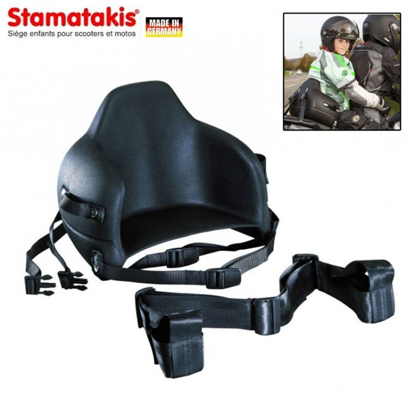 Siège enfant Stamatakis pour motos et scooters