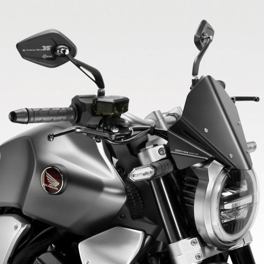 """Saute vent alu DePrettoMoto """"Warrior"""" - CB1000 R 2018+ - Honda"""
