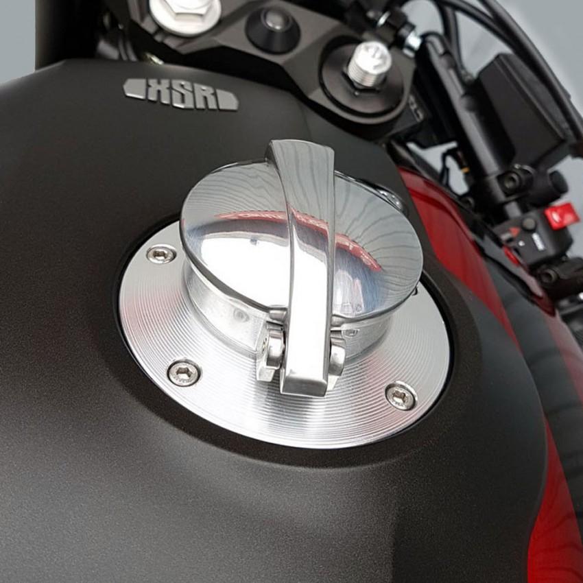 Bouchon de réservoir Evo-Racer type Monza - XSR 700-900 - Yamaha