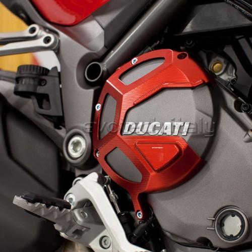 Protection de carter d'embrayage Evotech - Multistrada 1200/S/Enduro/1260 - Ducati