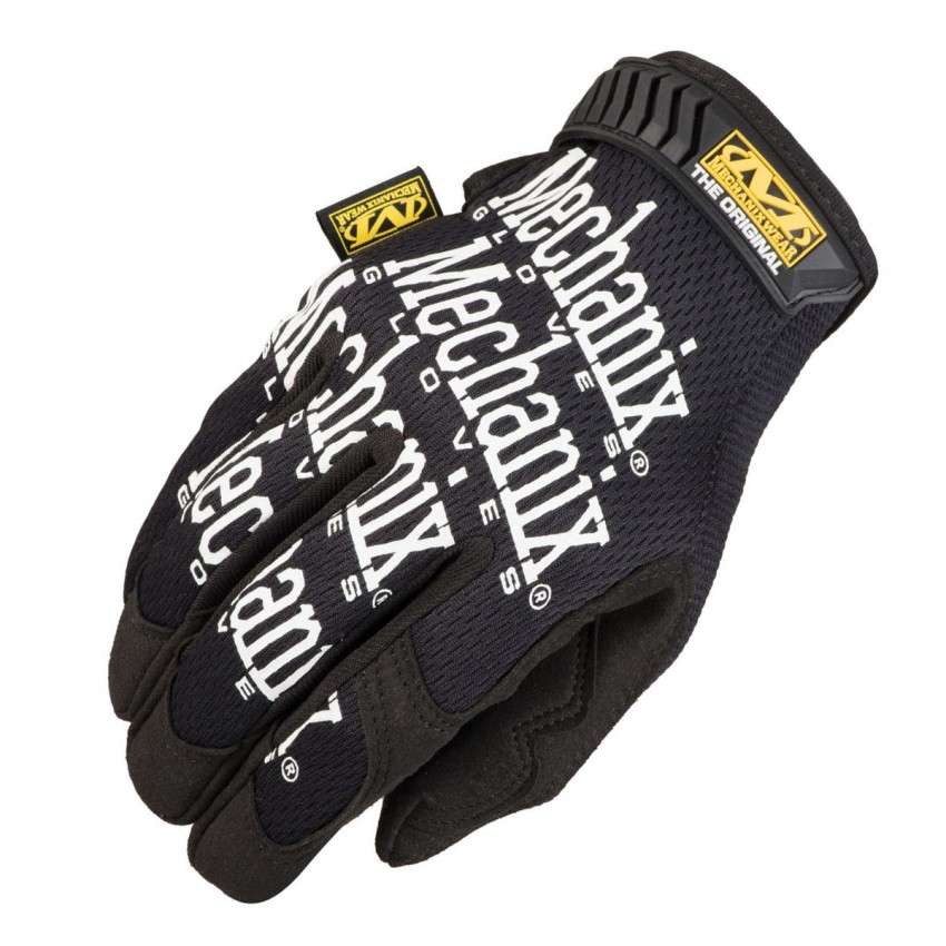"Gants de travail ""The Original"" Mechanix Wear Blancs"