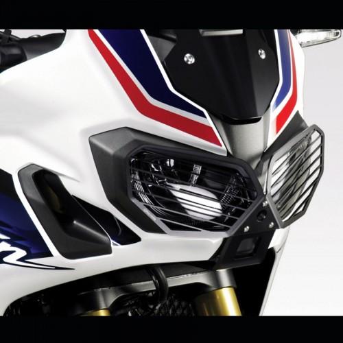 Grille de phares DePrettoMoto - Africa Twin 1000 2016+ - Honda
