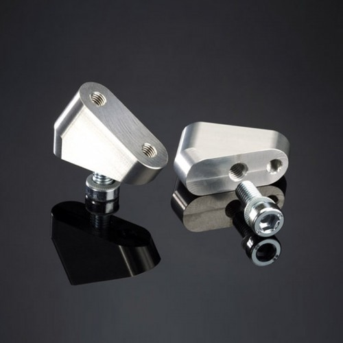 Adaptateurs inclinés de pontets 22mm ABM