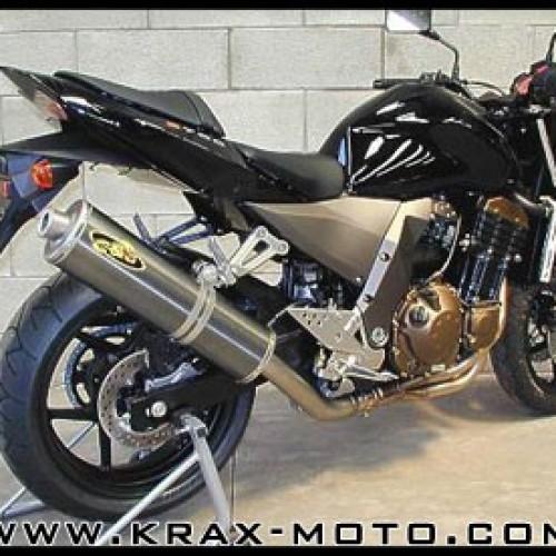 Silencieux G&G Bike 2004-06 - Z 750 - Kawasaki