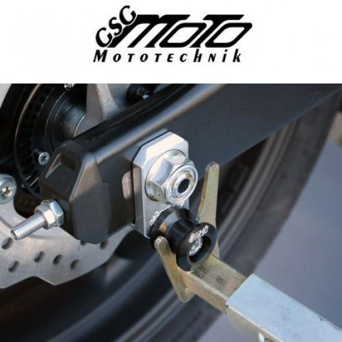 Kit protection roue arrière/diabolos GSG 2018+ - CB125R - Honda