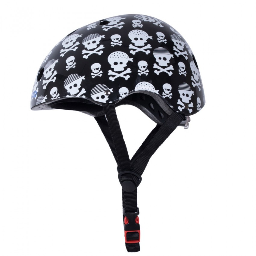 Casque Kiddimoto Skullz