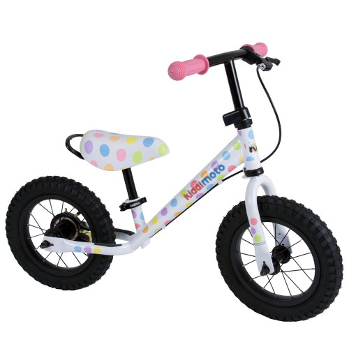 Draisienne Kiddimoto Metal Junior Max Super Dotty