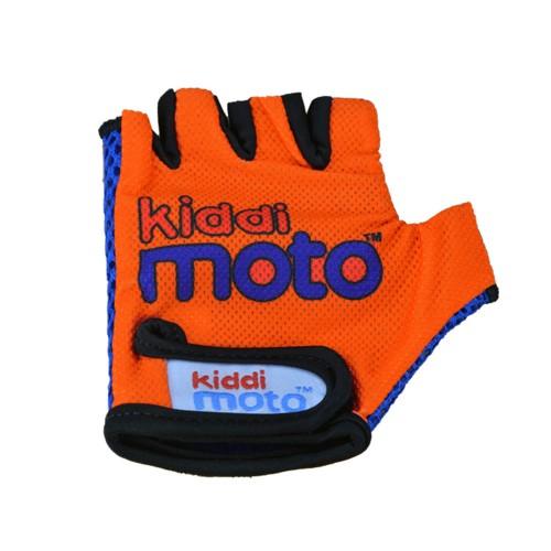 Gants mitaines Kiddimoto Orange