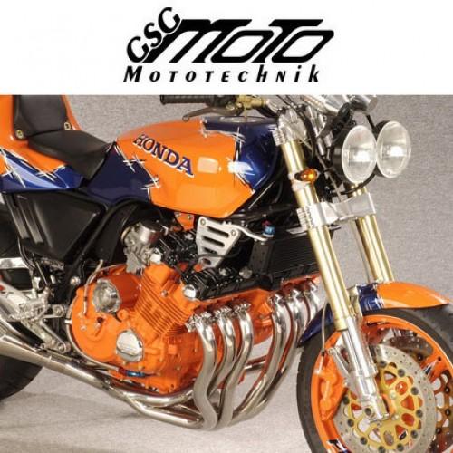 Radiateur Huile + durites GSG CBX 1000 - Honda