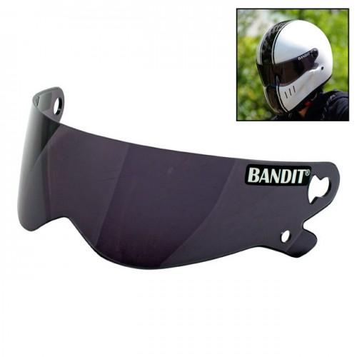 Visière fumée de casque Bandit XXR - Super Street II - Crystal