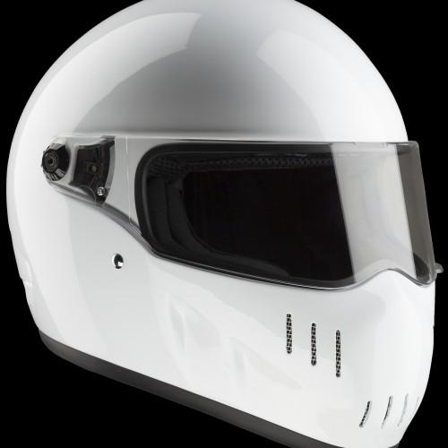 Casque Bandit EXX-II Blanc Homologué