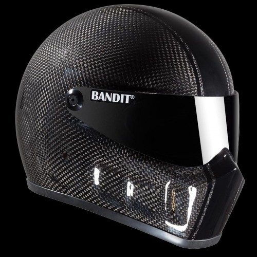 Casque Bandit SuperStreet II carbone
