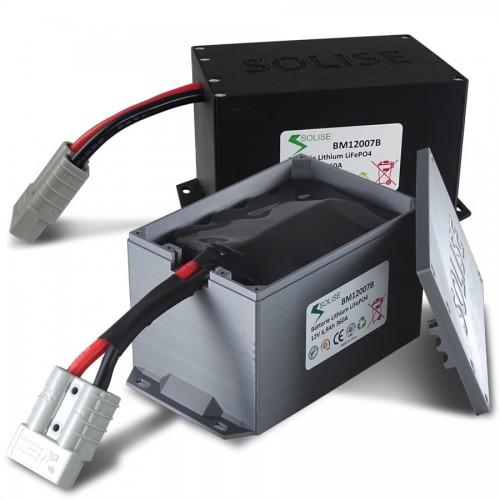 Boitier de protection pour batterie Lithium Solise CCA360