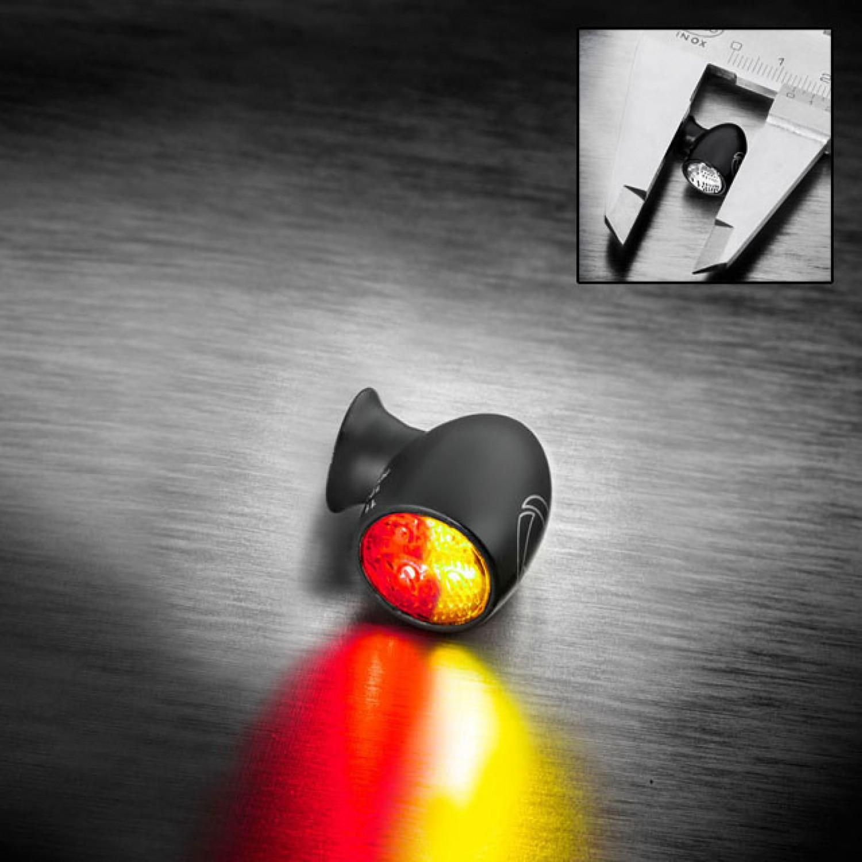 Clignotants freinage et de feu arrière MOTO Kellermann Bullet 1000 DF Noir