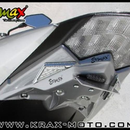 Support de Plaque Ermax 2007-12 - Z 750 - Kawasaki
