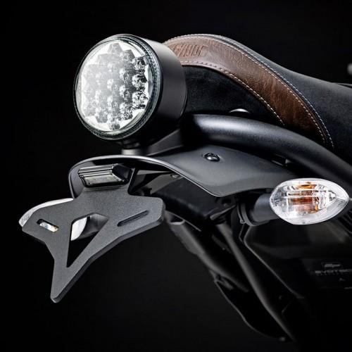 Support de plaque Evotech Performance - XSR 700 - Yamaha
