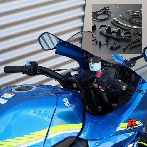 Kit streetbike ABM - GSXR 1000 2017-19 - Suzuki
