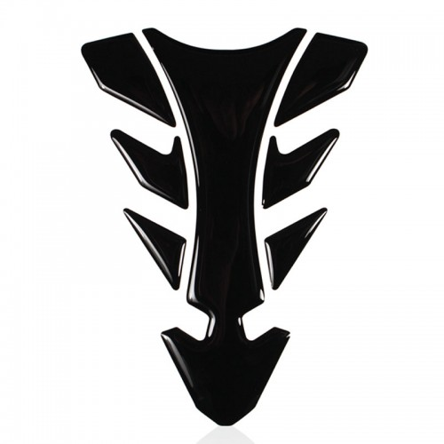 Protège réservoir Chaft Iris Noir