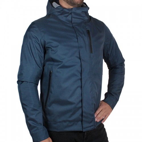 Veste moto Harisson Bridge Bleu