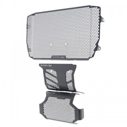 Kit grilles de protection radiateurs - Hypermotard/Hyperstrada 939 - Ducati