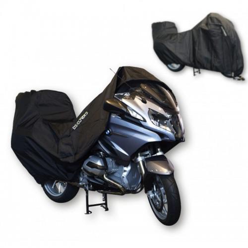 Housse de protection moto avec TopCase - DS Covers Alfa