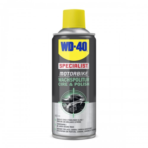 WD-40 Cire et polish 400ml