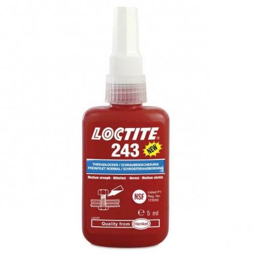 Frein filet moyen Loctite 243