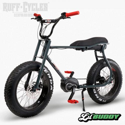 Vélo électrique RUFF Cycles Lil'Buddy - Anthracite